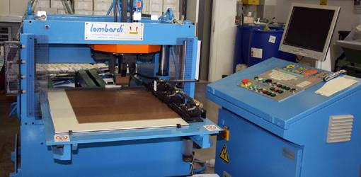компьютеризированные прессы для этикеток Lombardi Master NC-80/NC-110