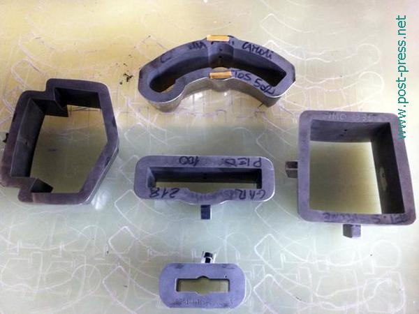 образцы штампов Lombardi Master NC-80/NC-110