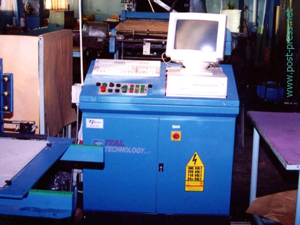 компьютер для программирования работы  Lombardi NC-80