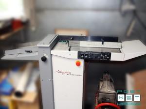 биговальная машина Morgana Autocreaser 33 (MK1) (2000 год)