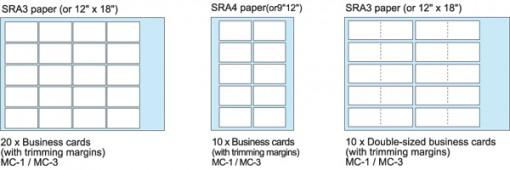 модуль для порезки визиток MC-1 (Morgana CardXtra Plus)