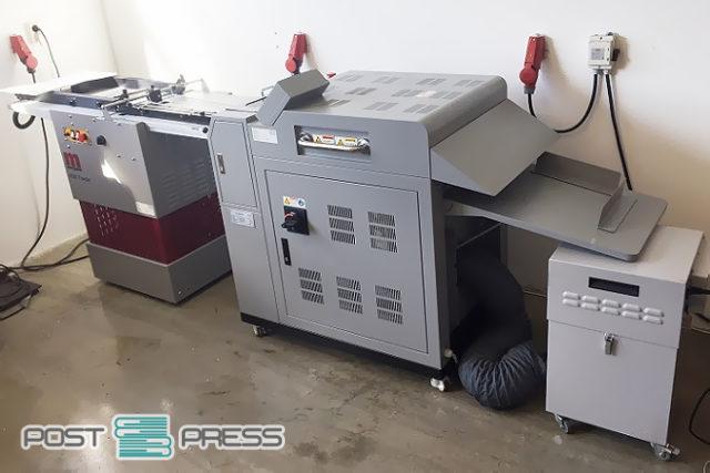 машина для УФ-лакирования цифровых оттисков Morgana DigiCoater 33