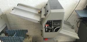 автоматический нумератор Morgana FRN 5, б/у (6 головок Leibinger)