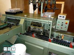 брошюровщик MM 1509 (2 швейные головки)