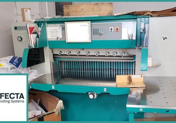 paper cutter Perfecta 115 HTVC (2007)