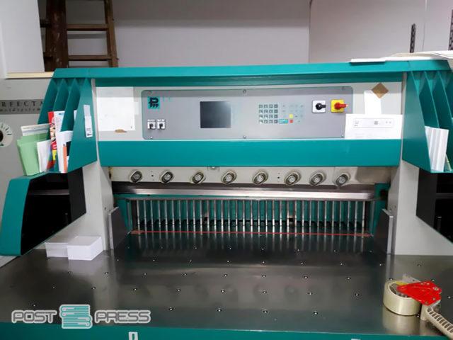 schneidemaschine Perfecta Seypa 115 UC (jahr 2004)