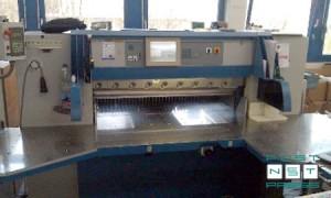 гильотинная резальная машина Perfecta 132 TVC, 2006 год