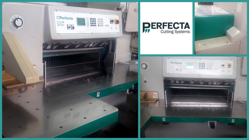 for sale guillotine Perfecta 92 UC (2000)