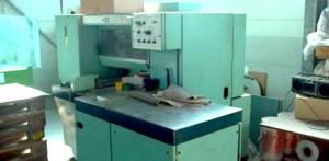 трехножевая резальная машина Perfecta Seypa SDY-1