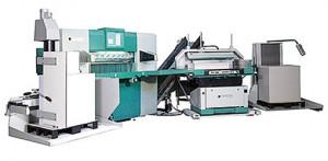 одноножевые бумагорезательные машины Perfecta Seypa