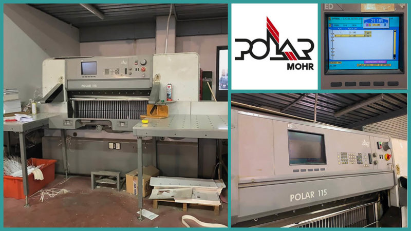 used Polar 115 ED (2000)