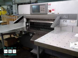 одноножевая бумагорезательная машина Полар 115 XT (б/у)