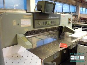 резак Полар 137 с монитором и программатором EM (98 программ)