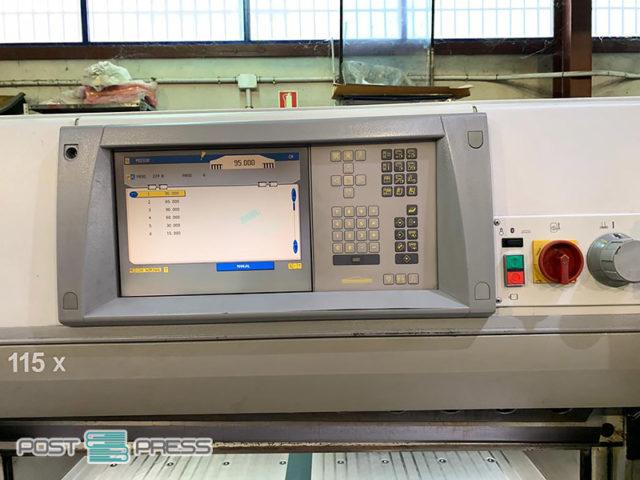 різалка для паперу Polar 115 X (15″ дисплей)