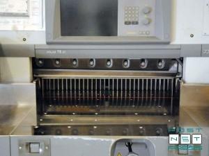 одноножевая бумагорезательная машина Polar 78XT