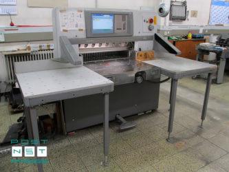 бумагорезательная машина Polar 78 X, 2006 год