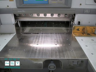 хромированный стол с поддувом Полар 78 X (б/у)