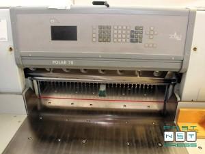 компьютер Polar 78 ES с базовыми программами реза