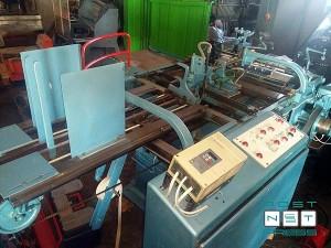 Polygraph Wegra BD-15, подача штуковок и отстава