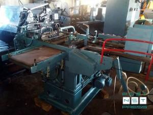 изготовление переплетной крышки Wegra BD-15 (б/у)