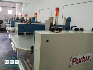 станции самонаклада типа DYQ440E (Purlux LQD8E)