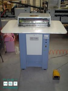 электрическая машина для пробивки отверстий Rilecart F-500 (2007)