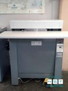 электрический пробивщик отверстий Rilecart F-800 (2006 год)
