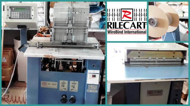 комплект оборудования для wire-O Rilecart F-500/R-500