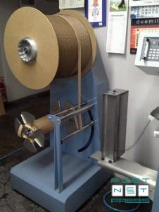 п/а машина для скрепления wire-O спиралью Rilecart R-500 (2006)