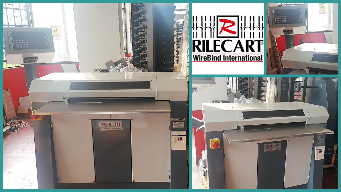 wire-O bind Rilecart R-622 (2002)