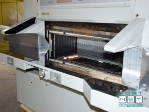 гидравлический резак для бумаги 115 см SPPM 115E