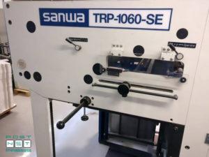 высекальный пресс Sanwa TRP 1060 SE (2003 год)