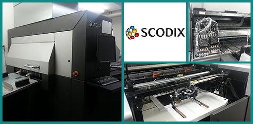 цифровое 3D лакирование (УФ) Scodix Sense 1200 (2011)