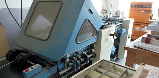 комбинированная кассетно-ножевая фальцевальная машина Shoei Star SPT 52/4K (б/у)