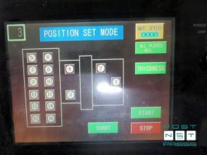 пульт управления с цветным сенсорным экраном SHOEI SPT56