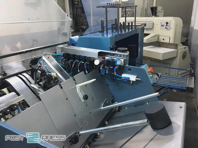 ниткошвейная машина Smyth Freccia 130 (пр-во Италия)
