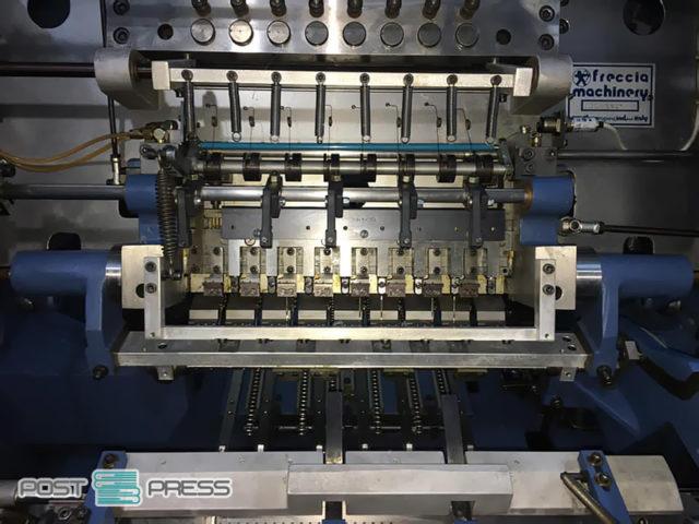 швейный модуль SMYTH FRECCIA F. 130 (4 швейных аппарата)