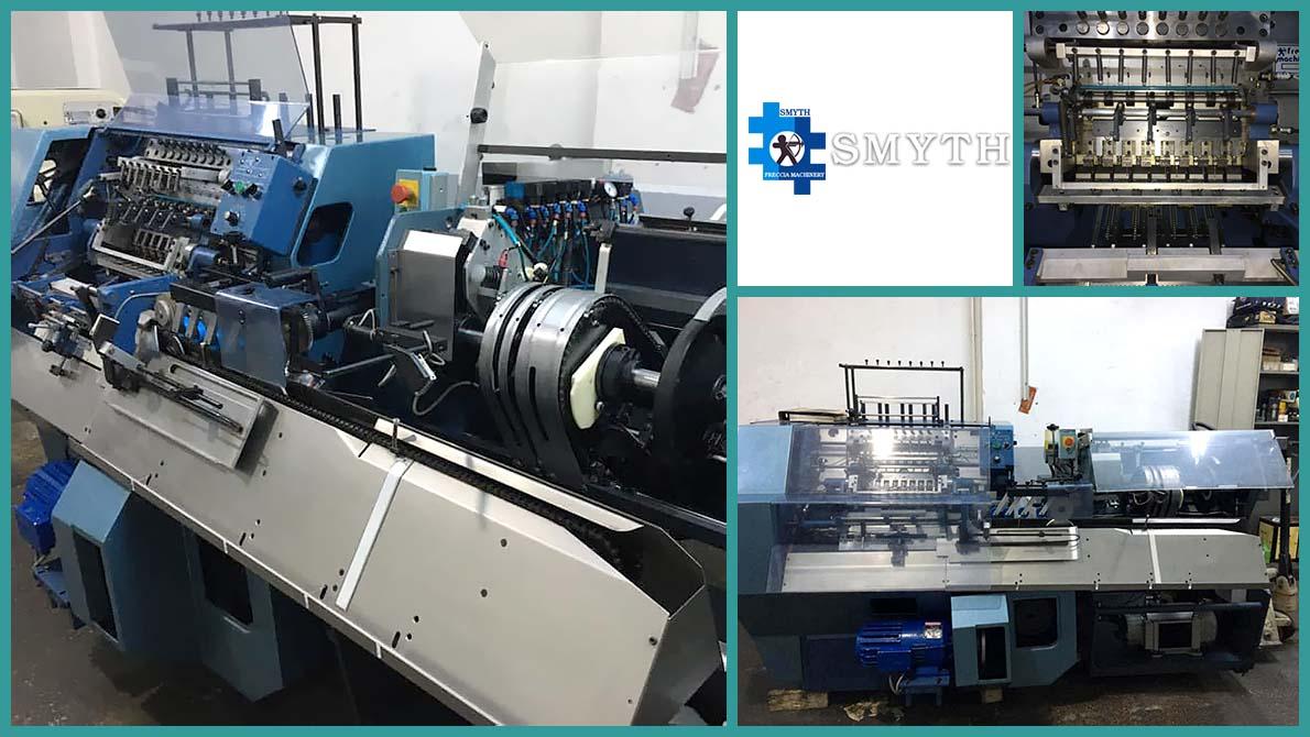 rebuild sewing machine Smyth Freccia 130 Headop