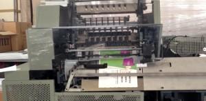 восстановленная ниткошвейная машина Smyth Freccia SM 14