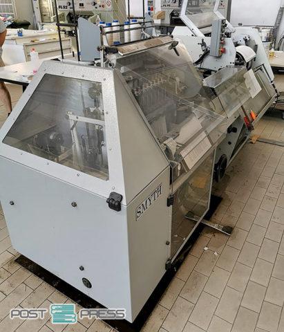 автоматическая ниткошвейная машина Smyth SM 14 (2010)