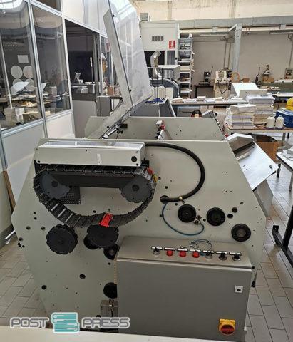 ниткошвейка автомат Smyth SM14 (2010)
