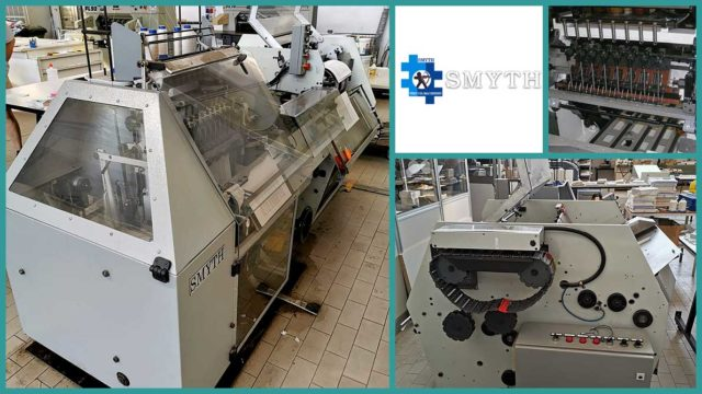 automatic sewing machine Smyth SM 14 Freccia (2010)