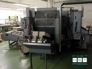 крышкоделательная машина Stahl DM 300 (б/у)