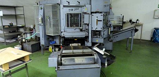 автоматическая крышкоделательная машина Stahl VBF DM 300-2 (1999 год)