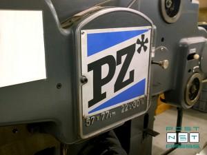 пресс для горячего тиснения фольгой Steuer PZ 77 (б/у)