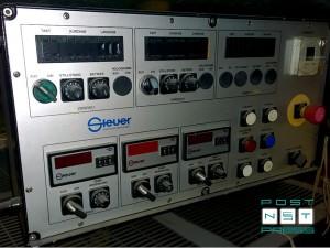 пульт управления Steuer PZ-77 (2 протяжки, 3 зоны нагрева)