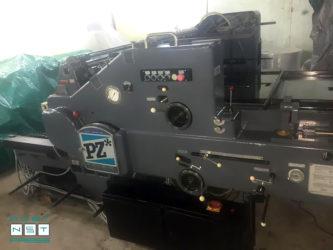 стоп-цилиндр Heidelberg Steuer PZ 90 для горячего тиснения фольгой