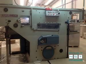 высекальный пресс TMZ 106 (аналог TMZ 6000)