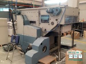 компактный штанцагрегат TMZ-106 (Испания)