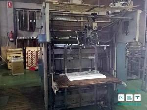 вырубной автомат TMZ Unicutter 6000 (1989)